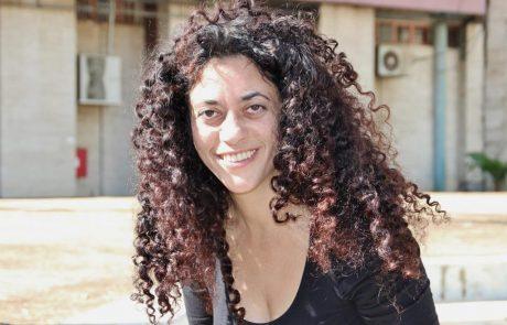 """פנינה רינצלר, מנהלת המרכז לתיאטרון לוד, זכתה בפרס שח""""ם על קידום החברה הישראלית"""
