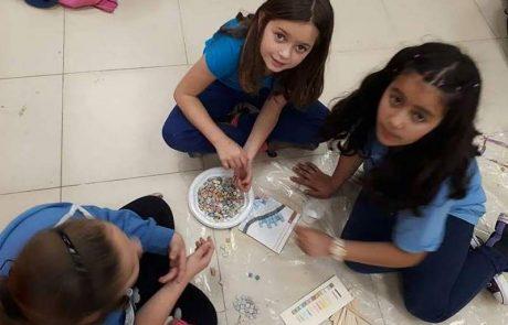 השלום מתחיל בתוכנו: מפגשי רב תרבותיות בבתי הספר בלוד