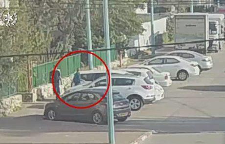 הותר לפרסום: משטרת ישראל פענחה את רצח תושבת לוד בחודש שעבר. צפו בתיעוד