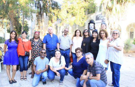 חג למתנדבים ולפעילים בלוד