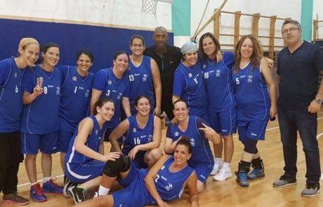 תכירו את הפועל עירוני לוד:קבוצת כדורסל נשים מלוד שתשחק בליגה א'
