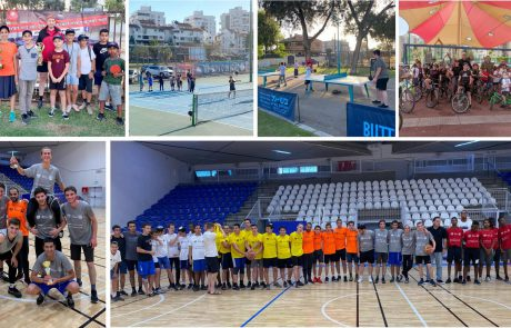 הסתיים בהצלחה שבוע ספורט גדוש בפעילויות בהשתתפות אלפים מתושבי לוד