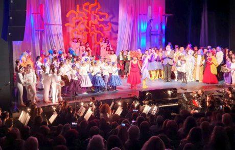 חליל הקסם: האופרה הישראלית בהפקה מרהיבה בלוד