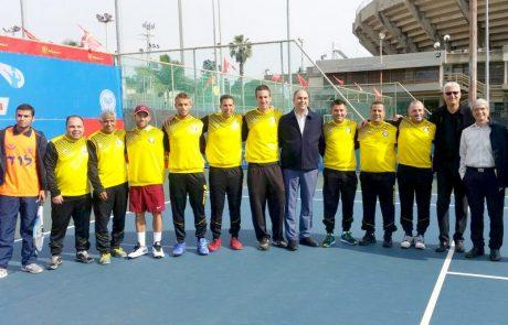 מועדון הטניס מלוד איבד את אליפות המדינה 2015