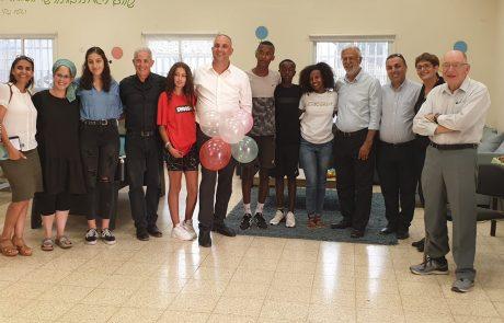 מרכז צאלה לפיתוח וקידום מנהיגות איכותית בקרב בני הנוער הוקם בלוד