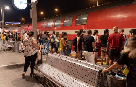 הקורונה: חולה 79 ביקרה שלשום בתחנת הרכבת בלוד – בידקו אם נפגשתם!