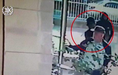 פוענח השוד האלים ברח' דוד המלך: הקשיש בן ה-79 הותקף, הופל לקרקע ונשדד. צפו בתיעוד