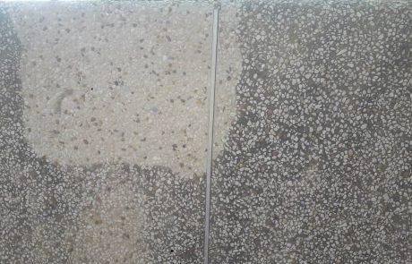 שטיפת קירות בלחץ מים