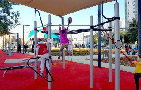 נחנך שלב א' בפרויקט פארק אביב בלוד