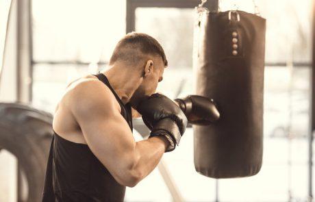5 יתרונות של אימון עם שקי איגרוף