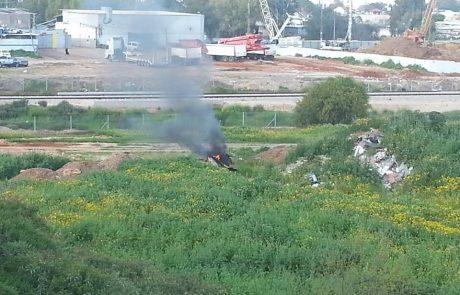 עצומת תושבים בלוד וברמלה: מאות תלונות על זיהום אוויר ואף אחת לא טופלה