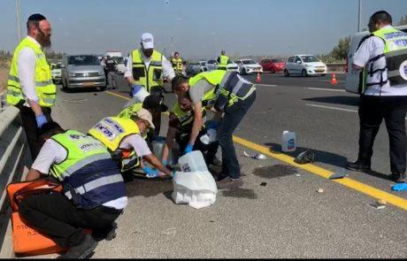נתוני העשור: למעלה מ-500 ילדים ומבוגרים נפגעו בתאונות דרכים בלוד רק בחודשי הקיץ