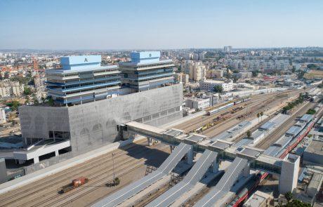 תחנת רכבת לוד החדשה: סופר-פארם זכתה במכרז הראשון להפעלת חנות במתחם המסחרי החדש