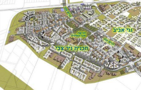 המועצה האזורית לוד הסירה את התנגדותה להעברת שטחים לעיר לוד