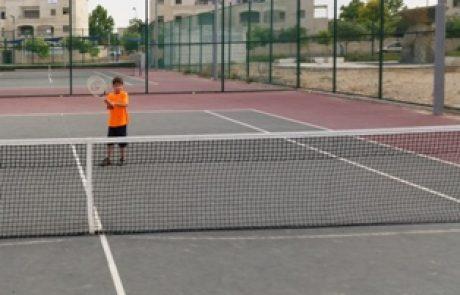הישגים למועדון הטניס העירוני בלוד