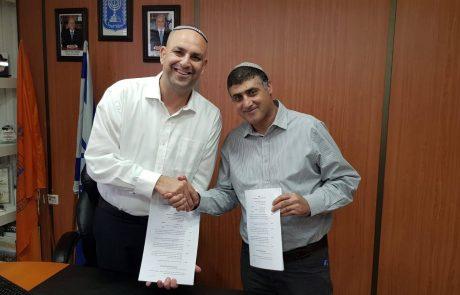 הסכם קואליציוני נוסף: הרוש ימשיך לכהן כסגן ומחזיק תיק החינוך