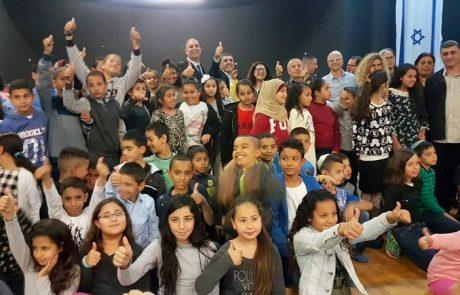 מחשב לכל ילד: 98 ילדים וילדות תושבי לוד זכו לקבל מחשב