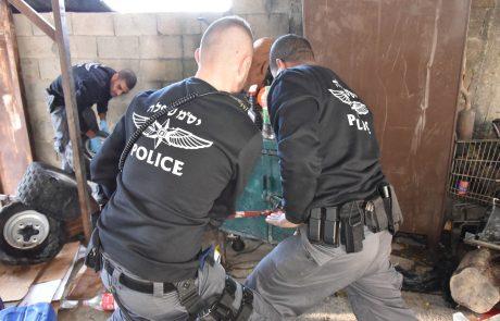 """מעצרים, דו""""חות ואמצעי לחימה – סיכום סוף שבוע של אכיפה מוגברת בלוד"""