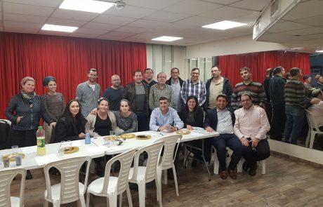 נבחר: יוסי הרוש יוביל את 'הבית היהודי' בבחירות המקומיות
