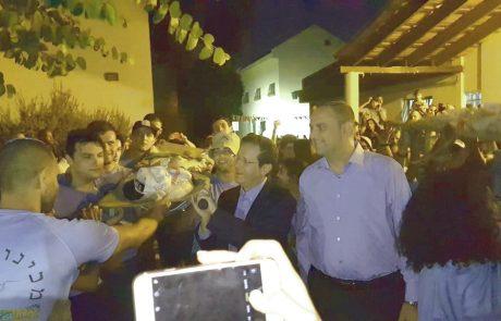 """יו""""ר הסוכנות היהודית, בוז'י הרצוג: """"גאים לתמוך במדרשה לאחריות חברתית ארז בלוד"""""""