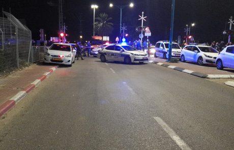 ערב דמים בלוד: שני אירועי ירי ושלושה הרוגים תוך שעה