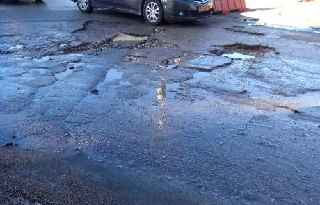 מוטב מאוחר: פרויקט חידוש וריבוד הכבישים בלוד תופס תאוצה