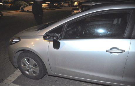 אישום: בן 17 ניפץ שמשות ופנסים של כלי רכב ואוטובוסים בלוד
