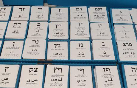 איך הצביעו תושבי לוד בבחירות לכנסת ה-21?