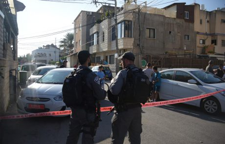 """מאות שוטרים יופנו למאבק בפשיעה במגזר הערבי. ארדן: """"זה מצב חירום. נלחם באלימות כמו בטרור"""""""