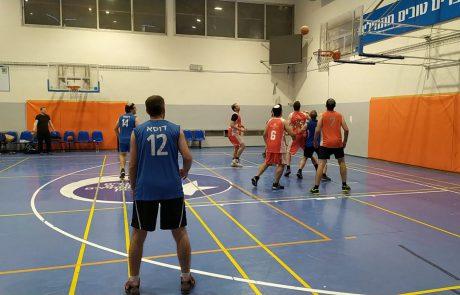 ערב הכדורסל של לוד: ליגת הקהילות פותחת עונה