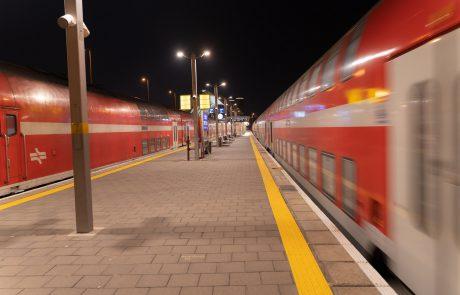 שדרוג לנוסעים, סיוט לתושבים הסמוכים: החל מסוף החודש תחנת רכבת לוד תחובר לקווי הלילה ותופעל 24 שעות ביממה