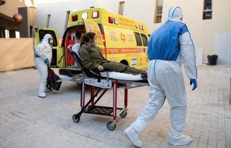 """תושבי לוד: חולה קורונה 432 השתתף בפעילות התנדבותית במתנ""""ס דנוור – נפגשתם?"""