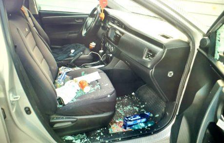 נעצר בן 19 מלוד בחשד שפרץ לכלי רכב בעיר