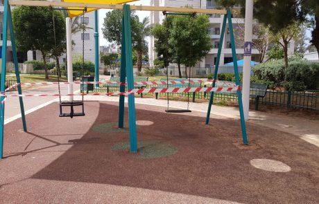 הקורונה בלוד | לוויה המונית וצפופה – כן, טיול עם הילדים בפארק – לא: תושבים מתלוננים על אכיפה סלקטיבית בעיר