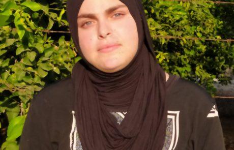 תושבת לוד בת 15 נעדרת – המשטרה מבקשת את עזרת הציבור