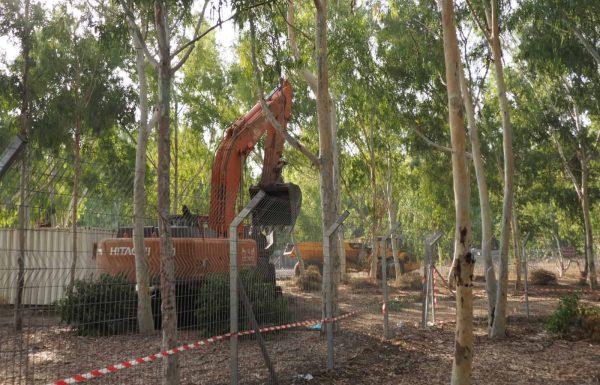משרד החקלאות דחה את ערר תושבי גני אביב נגד התחלת עבודות הקמת כביש 200