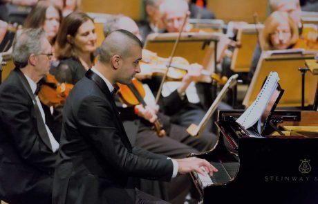 250 שנים אחרי שנולד: ניזאר אלכאטר מלוד ינגן את בטהובן בפסטיבל הפסנתרים בירושלים
