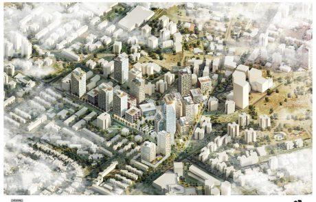 הוועדה המחוזית מרכז החליטה להפקיד תוכנית להתחדשות עירונית במתחם 'כיכר התחנה' בלוד