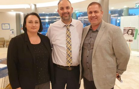 גיל חדד נבחר לכהן כסגן ראש העיר לוד בשכר