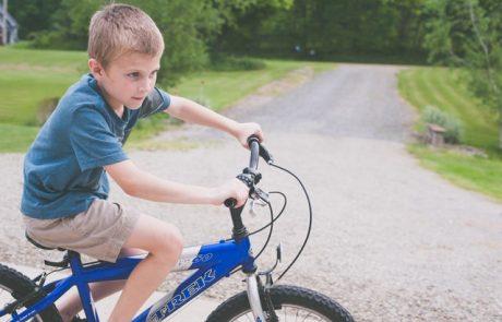 נהיגה מסוכנת על אופניים אצל ילדים עם הפרעת קשב