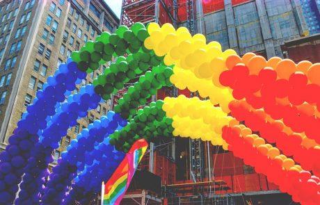 ביוזמת רביבו: מצעד הגאווה הפך למפגש סובלנות