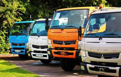 היתרון של משאית חלוקה עירונית