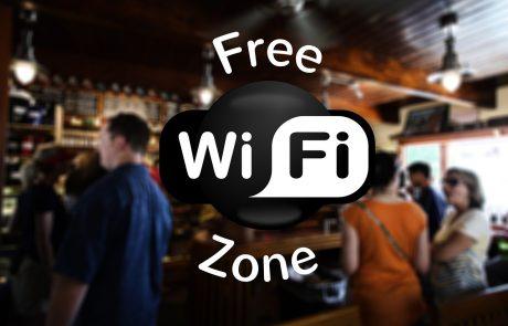 """""""חופשי זה לגמרי חינם"""": גישה חופשית לאינטרנט אלחוטי ברחבי לוד"""
